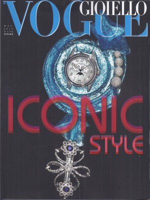 vogue iconic style