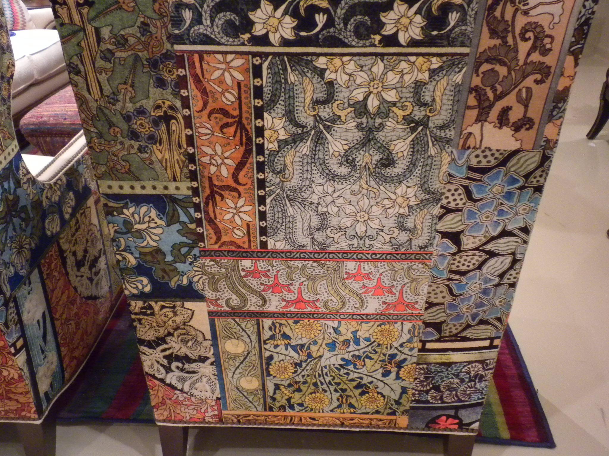 Art nouveau style furniture - Dscn2370